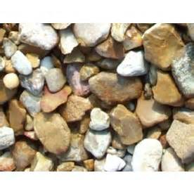 Garden Rocks Lowes Shop Oldcastle 0 33 Cu Yd River Rock At Lowes