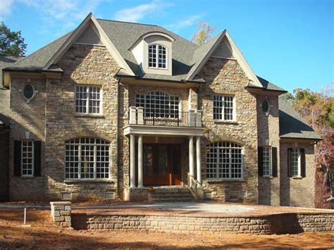 home design works stone work westmount builders custom luxury home