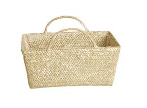 gift baskets wholesale whitewash seagrass reed basket 12 quot wholesale wicker baskets 1508 ww
