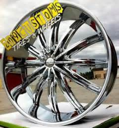 Used Tires For 22 Inch Rims Cadillac On 22 Inch Rims On Popscreen