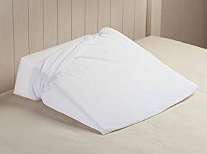 amazon bed pillows amazon com miles kimball wedge support pillow extra