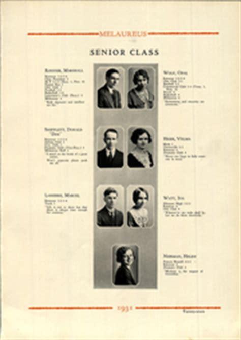 ritenour high school melaureus yearbook overland mo