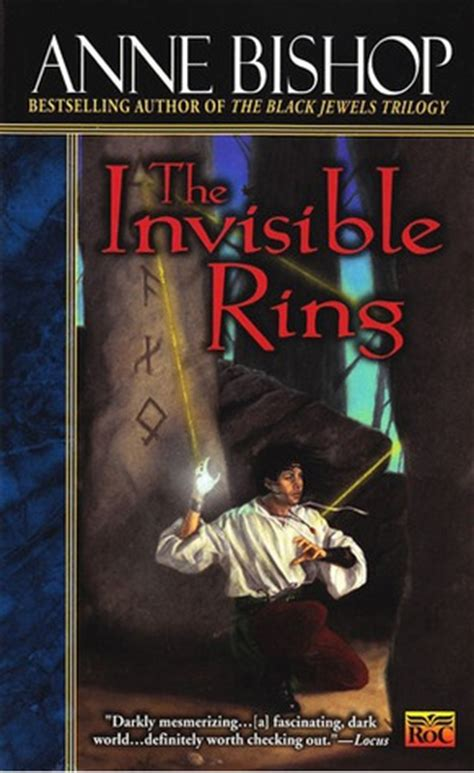 The Black Jewels Trilogy the invisible ring the black jewels 4 by bishop
