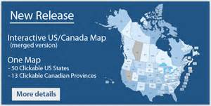 canada map interactive html5 responsive usa map html5 codecanyon