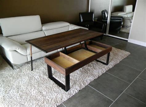 Coffee Table To Dining Table Convertibles 15 Best Ideas Of Dining Coffee Table Convertible