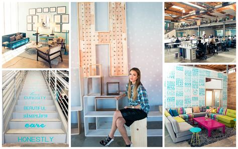 honest office peek inside the headquarters of jessica alba s the honest
