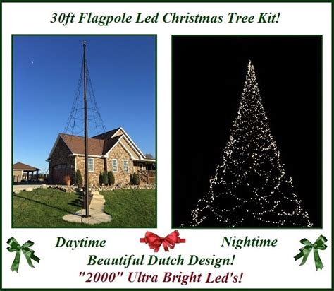 flagpole tree lights flagpole tree light kit myideasbedroom