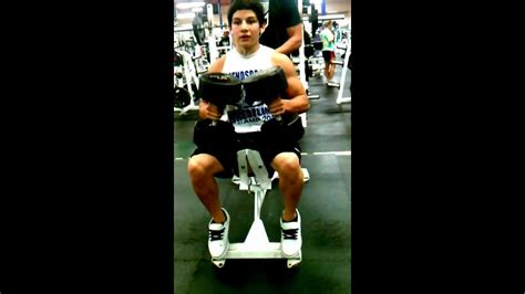 14 year old bench press 14 year old dumbell bench press 80lbs 8 reps youtube