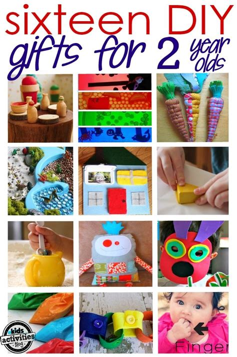 diy childrens gifts 16 adorable gifts for a 2 year 16 and 2