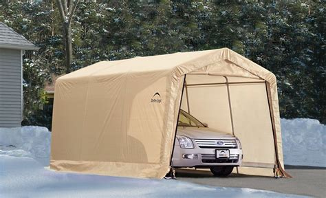 10 x 20 new auto shelter and portable garage