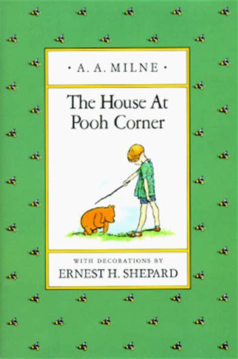 Novel Grafis The House At Pooh Corner A A Milne the house at pooh corner winnie the pooh 2 by a a