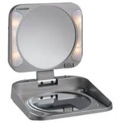 Makeup Mirror With Lights Travel Size Travel Lighted Makeup Magnifying Mirror