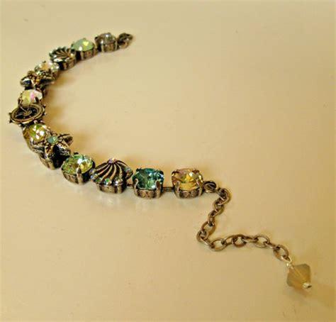 Handmade Swarovski Bracelets - handmade swarovski bracelet