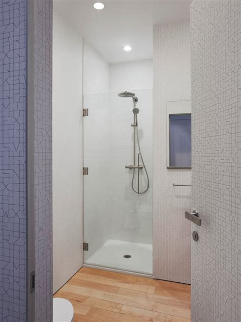 small shower houzz