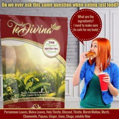 Vida Detox by Vida Divina Detox And Slimming Tea 1 Week Supply