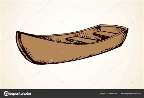 boat illustration drawing wooden boat vector drawing stock vector 169 marinka