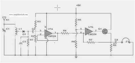 lm324 application circuit diagram lm324 lifier circuit schematic lm324 free engine image