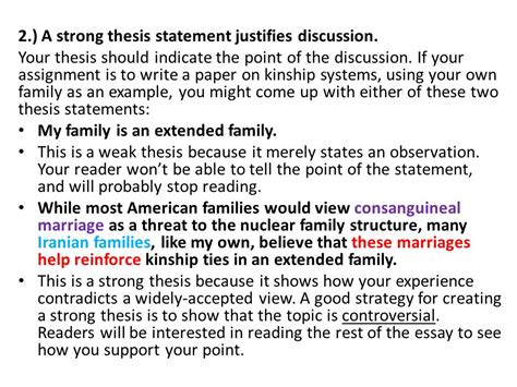 the definition of a thesis statement strong thesis statements 28 images creating strong