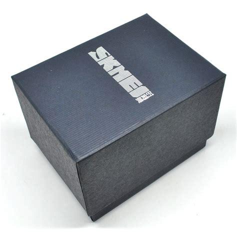 Jam Tangan 0299 Box 1 skmei kotak jam tangan exclusive black jakartanotebook