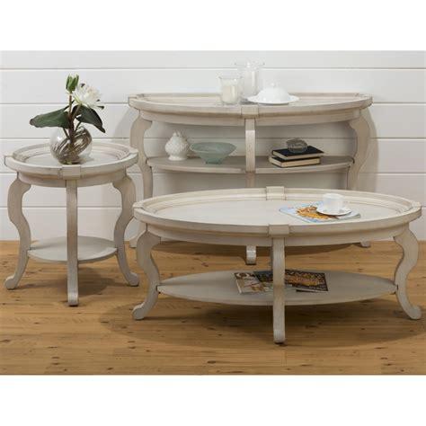demi lune sofa sebastian demilune sofa table creamy dcg stores