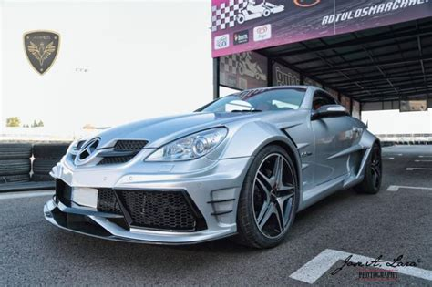 Auto R Tuning Bodykits by Atarius Arrow Bodykit Mercedes Slk R171 Amg Tuning 1