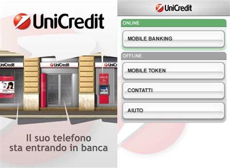 servizio clienti unicredit unicredit l applicazione ufficiale arriva in app store