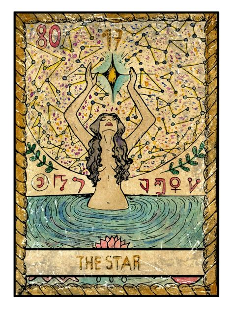 the star tarot your simple tips on how to read tarot cards