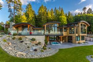Sofas Vancouver Bc Energy Efficient Luxury Ocean View Home On Vancouver