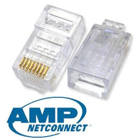 Harga Promo Connector Rj45 Rj 45 Cat 6 Cat6 Isi 100 Original rj45 cat5e modular connector 10 end 5 10 2017 12 15 am