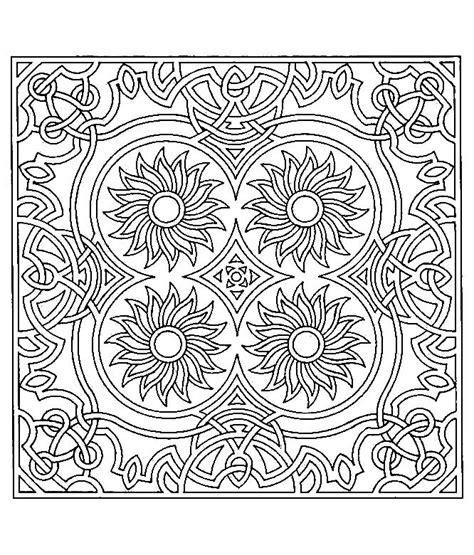 anti stress coloring book dubai pour imprimer ce coloriage gratuit 171 coloriage difficile