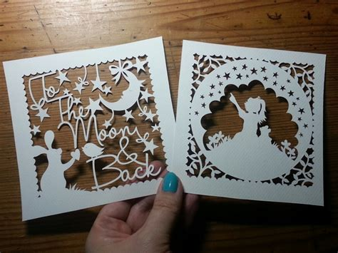 50 Easy Paper Cutting Crafts - paper panda totally templates
