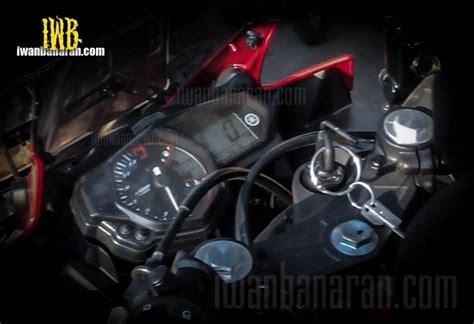 Lu Projector Motor R15 yamaha r25 reveals headls meter console redlines at