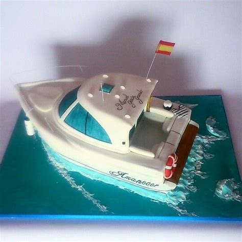 how to make a fishing boat cake topper the 25 best boat cake ideas on pinterest sailboat cake