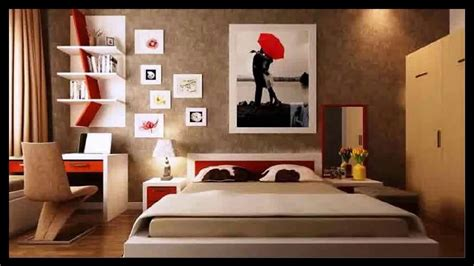 contoh desain kamar tidur ukuran  sederhana desain