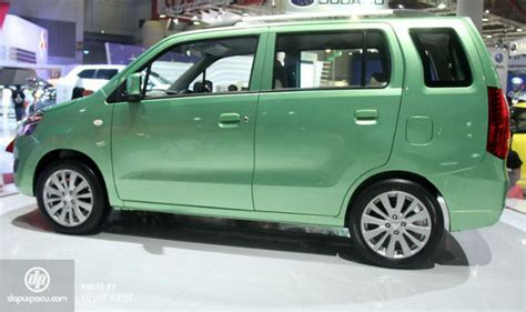 Is Suzuki Out Of Business Maruti Wagonr 7 Seater Mpv Likely To Debut At 2016 Delhi
