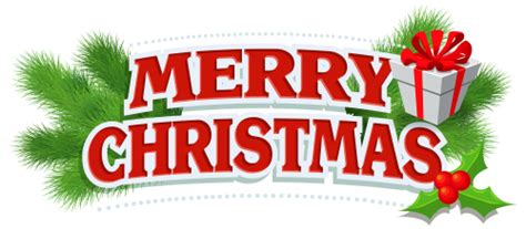 merry christmas decor  gift png clipart  web clipart