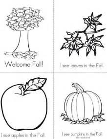 91 autumn coloring pages worksheets mini books images mini books