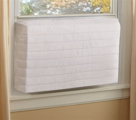 Window Air Conditioner Cover Interior by Indoor Quilted Air Conditioner Cover By Collections Etc