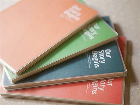 Notebookbuku Tulis Cover jual our story begins thick ruled notebook buku tulis garis catatan di indonesia katalog or id