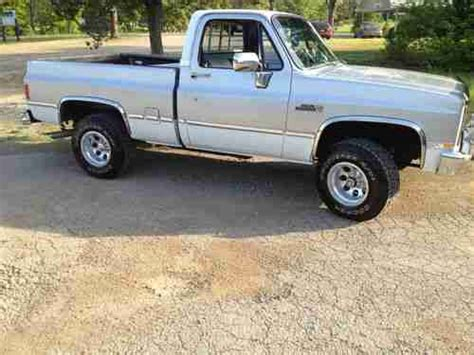 84 gmc truck sell used 84 gmc one of a 4x4 swb this is the