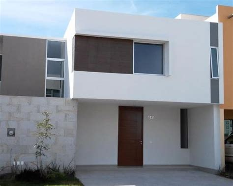modelos de casas de dos pisos sencillas como organizar