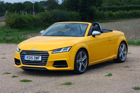 Audi Tt Rs Automatic by The Best Automatic Convertible Cars Parkers