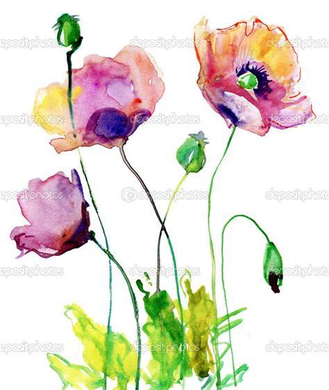 fiori da dipingere pi 249 di 25 fantastiche idee su fiori dipinti su