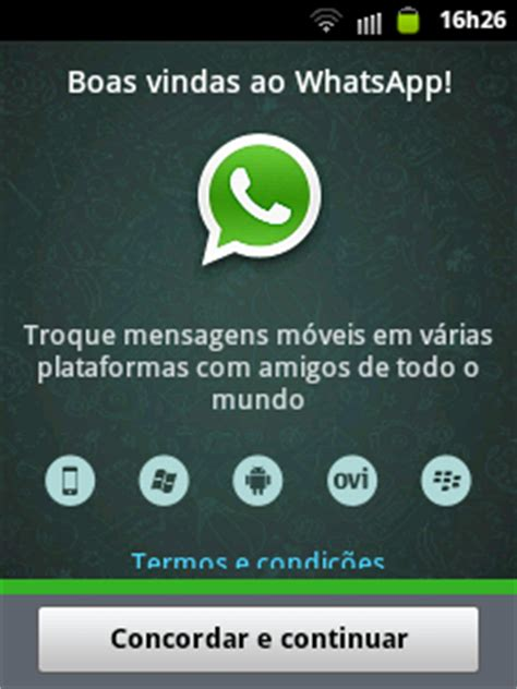 tutorial de uso whatsapp como instalar o whatsapp no seu celular encontra recarga