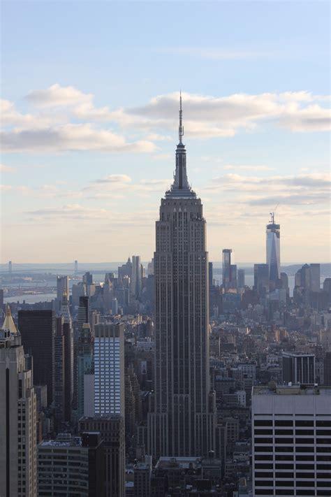 Top 150 Buildings In America by Free Images Horizon Skyline Skyscraper New York