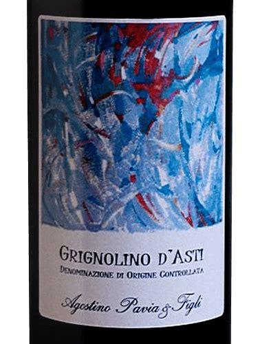 agostino pavia agostino pavia figli grignolino d asti n v wine info