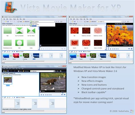 windows movie maker windows vista tutorial vista s moviemaker for xp by fediafedia on deviantart