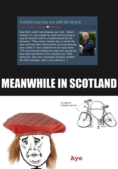 Meanwhile In Scotland Meme - meanwhile in scotland