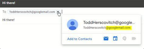 understanding gmail domains gmailcom googlemailcom