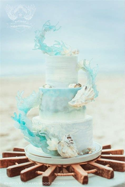 1000 images about and sea cakes on scuba cake seashell wedding cakes and